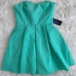 Lauren James Dresses - {L} NWT Lauren James Seafoam Corbin Dress
